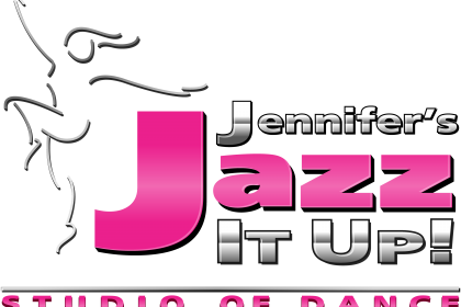 Jennifers Jazz It Up Logo