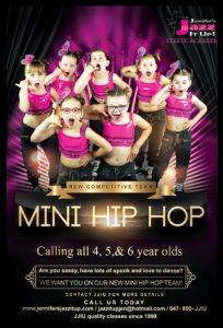 kids hip hop classes in port hope