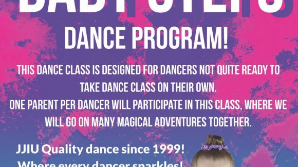 Baby Steps Dance Program