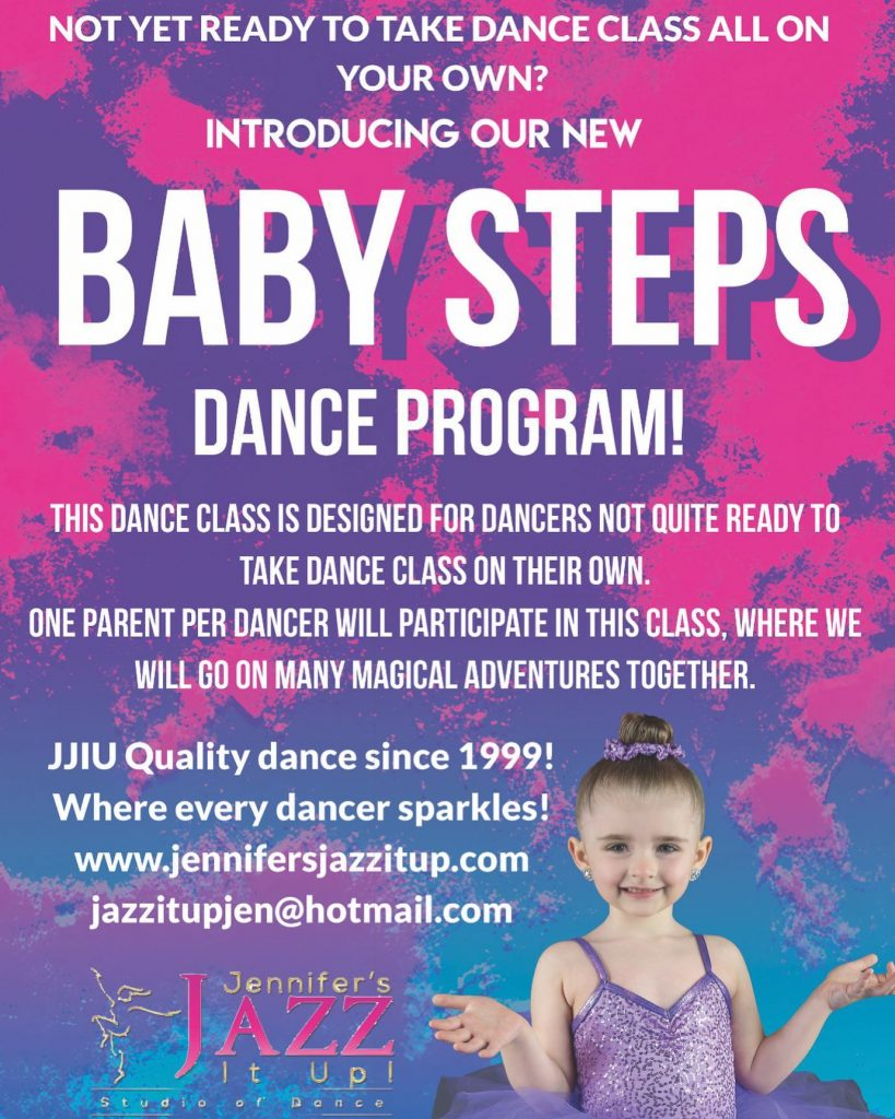 JJIU baby dance classes