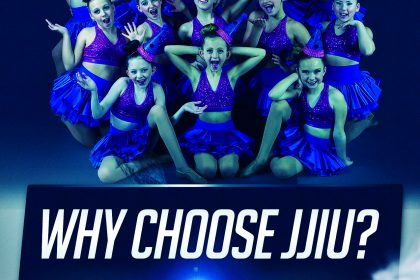 why choose jjiu dance studio