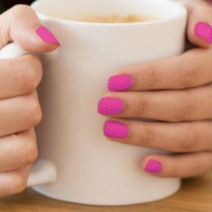 jjiu minx nail art