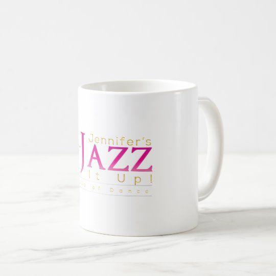JJIU logo mug