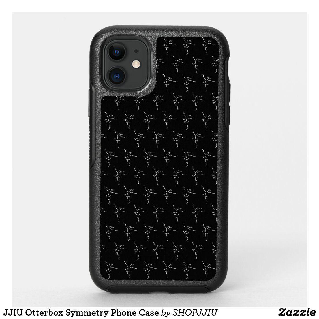 JJIU Otterbox phone case in black