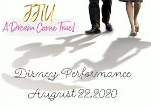 JJIU disney performance summer 2020